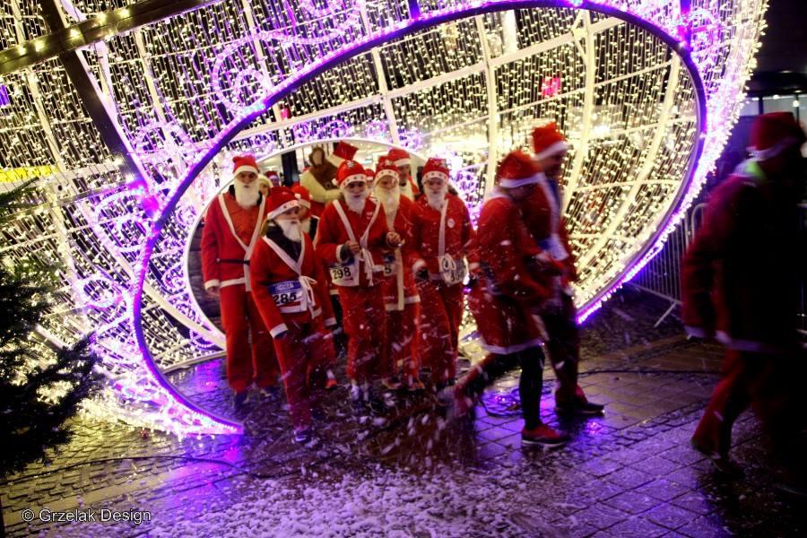 Kerstmannenloop Heerlen