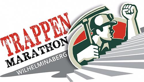 Trappemmarathon logo